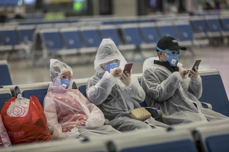 <p>Coronavirus death toll reaches 3,345 globally</p>