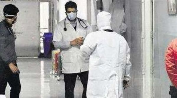 Coronavirus outbreak Live Updates: 'All stable', says union health minister after meeting patients in Delhi hospitals