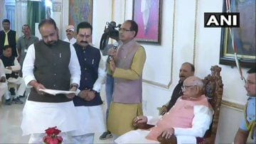 <p>'Govt has no right to remain in power': Ex-CM Shivraj Singh Chouhan</p>