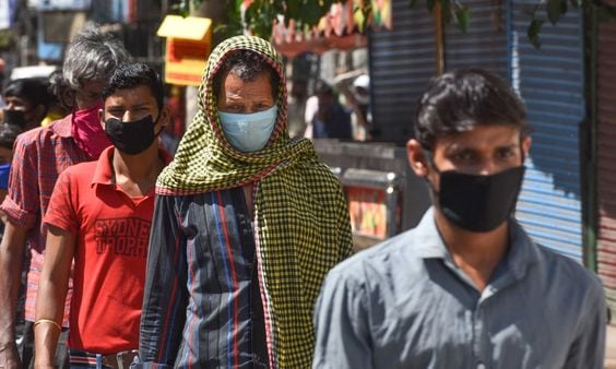 Covid-19 Update: India's coronavirus cases rise to 17,265, death toll at 543