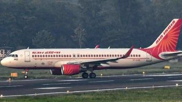 Highlights: Air India security staff on board domestic flight tests Covid-19+ve