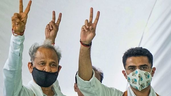 Highlights: BJP's conspiracy failed in Rajasthan, says CM Ashok Gehlot