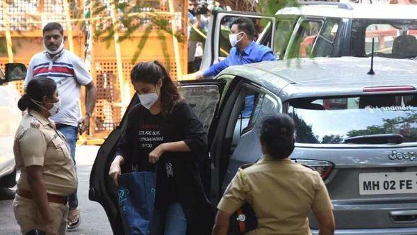 Sushant Singh Rajput Death Case Live Updates: Rhea Chakraborty arrested by NCB