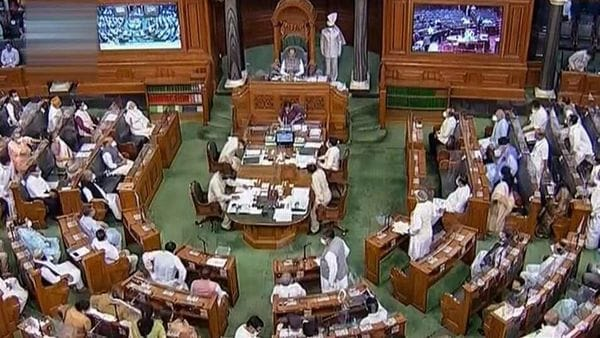 Highlights: Lok Sabha adjourned for the day