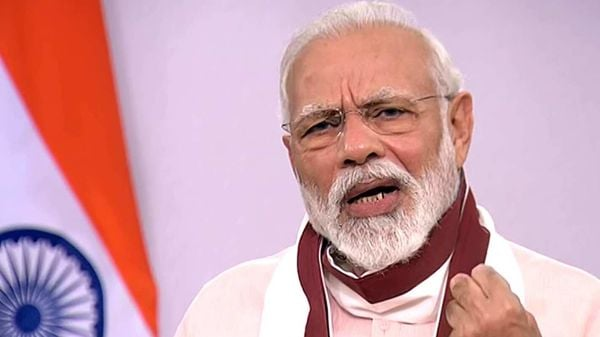 Highlights: Stepping out without mask puts others at risk, says PM Modi