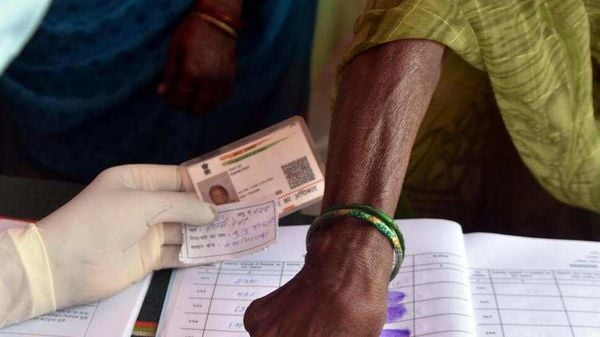 Bihar Poll Updates: 55.69 per cent voter turnout in first phase of polls