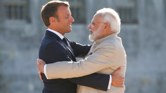 France has offered to shift manufacture of Panther helicopters and 70 per cent of assembly line to make Rafale fighter jets to India(Reuters)