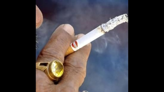 With close to 4.5 trillion butts polluting the global environment, this form of litter accounts for close to 26,454 tonnes of waste generated annually in Indiane-person-dies-every-six-seconds-due-to-tobacco-use (SHUTTERSTOCK)