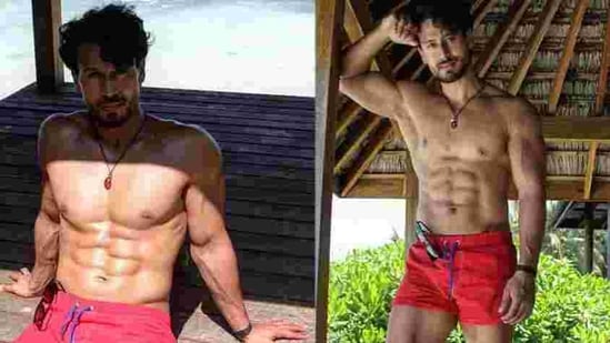 Tiger Shroff also refrained from sharing any pictures with travel partner Disha Patani but shared quite a few pictures of his mean bod. He shared glimpses of his quiet time at the picturesque location on Instagram.