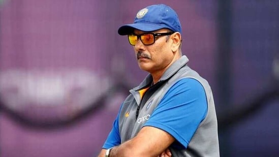File photo of Indian head coach Ravi Shastri(Reuters)