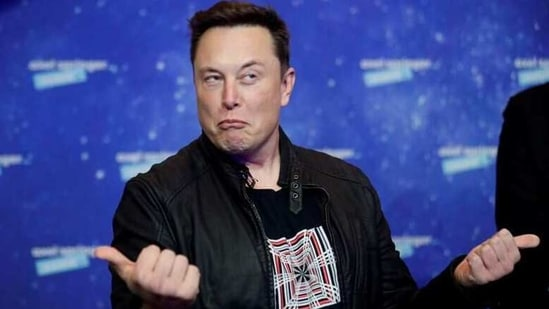 """Elon Musk said in December that Starlink would likely be a candidate for an initial public offering once its revenue growth becomes """"reasonably predictable"""".(REUTERS)"""