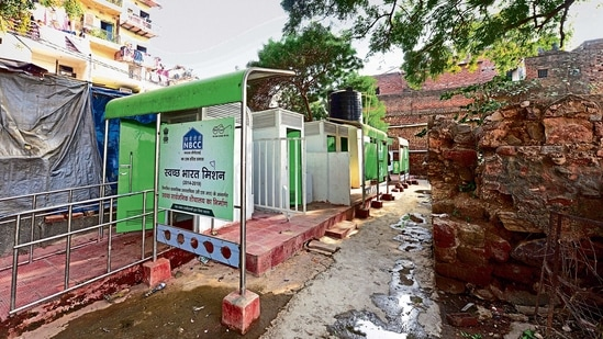 There are no public toilets for women in most of the localities and this facility will help provide them some relief.(MINT file photo)