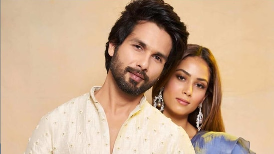 Shahid Kapoor says wife Mira Rajput wants him to pick up some fun roles.