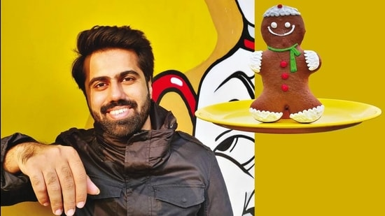 Himanshu Sehgal, aka @myyellow plate (inset), is calling out social media influencers for impacting young minds in a negative way about Covid precautions