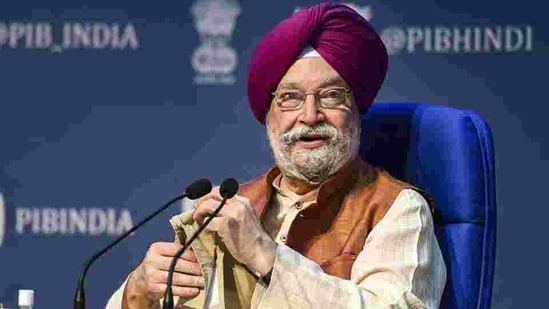 Hardeep Puri said the heritage committee is headed by our additional secretary; the process would have been finished by now.(PTI)