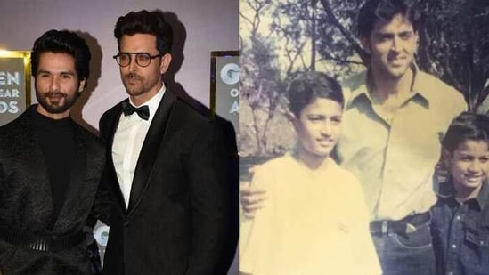 All from Shahid Kapoor to Vicky Kaushal have wished Hrithik Roshan.