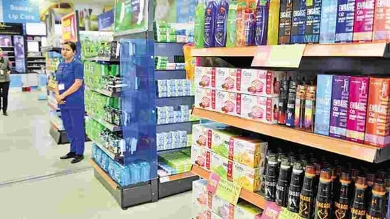 Dabur India CFO Lalit Malik said the recent months have seen inflation inching up for some key raw materials like amla and gold.(Priyanka Parashar/ Mint File Photo)