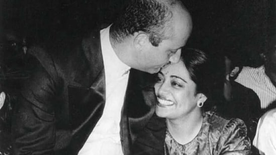 Anupam Kher and Kirron Kher have been married for over three decades.