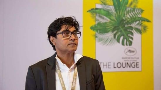 Ashwani Kumar, the stunning producer who recently gave us the movie 'Sayonee'.(Ashwani Kumar)