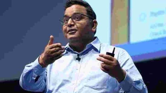Vijay Shekhar Sharma became the second tech chief and world's richest man Elon Musk to endorse Signal after WhatsApp updated its privacy policy(Bloomberg photo)