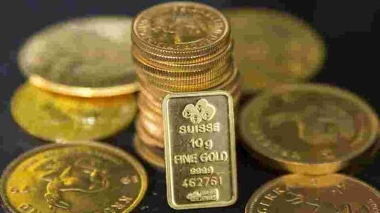 Meanwhile, the government is also releasing its tenth tranche of Sovereign Gold Bond scheme on Monday.(Reuters file photo)
