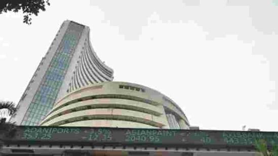 The BSE building in Mumbai (PTI)