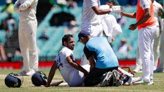 Injured Hanuma Vihari out of last Test, unlikely for Eng series: Report |  Hindustan Times