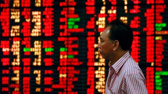 The local stock market grew 12 per cent despite the pandemic, which can explain the rise in the valuations.(REUTERS)