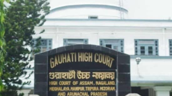 The Gauhati High Court on Tuesday stayed the notice issued by Assam assembly secretariat removing Congress legislature party leader Debabrata Saikia as leader of the opposition. (HT PHOTO).(HT File Photo)
