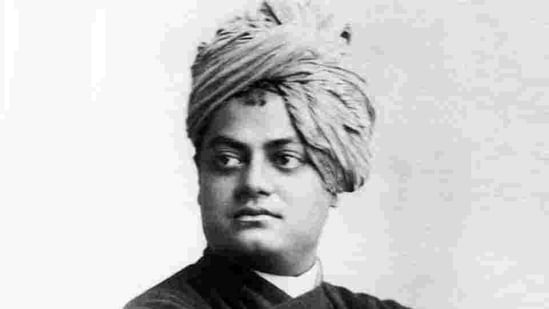 """William James, a philosopher at Harvard University, called Swami Vivekananda as the """"paragon of Vedantists.""""(HT File Photo)"""