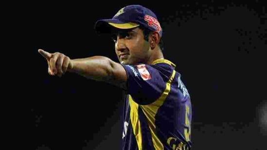 IPL 2020: Gautam Gambhir led KKR to two IPL titles.(Getty Images)