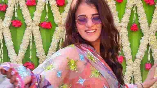 Radhika Madan is happy that her parents are in town for Lohri and will also help her with house-hunting.