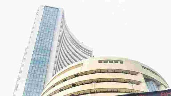 The BSE building in Mumbai(PTI)
