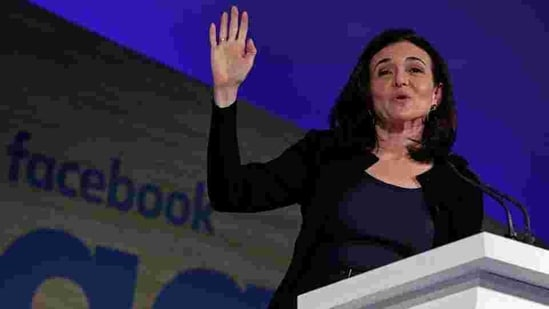 Women like Sheryl Sandberg are great role models for women in corporate roles, hoping to break the glass ceiling(REUTERS)