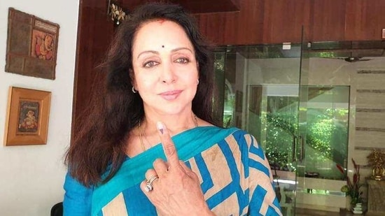 Hema Malini feels farmers are protesting because someone has asked them to.