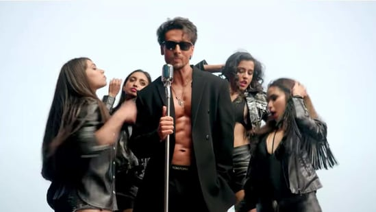 Tiger Shroff has released his second single.