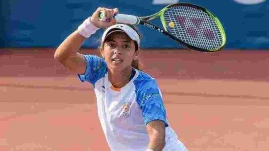 File image of Ankita Raina.(File)