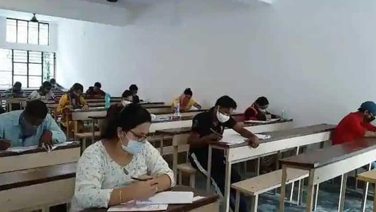 Assam PAT 2021 examination schedule.(ANI file)