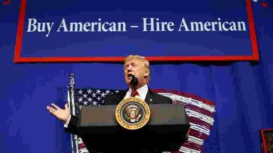 The US employers have been hiring tens of thousands of foreign worker every year from countries like India and China.(File photo)