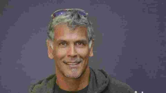 Milind Soman is seen in the recently released web series, an erotic period drama, Paurushpur.