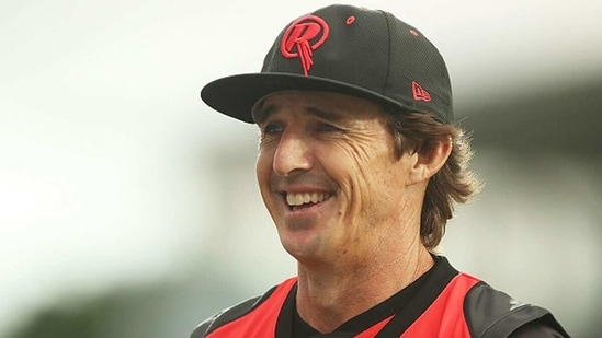 File image of Brad Hogg(Getty)