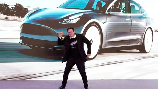 """Tesla Inc CEO Elon Musk confirmed on Twitter replying to a fan who asked about the progress of the company's India entry plans saying, """"Yea..Next year for sure"""".(REUTERS)"""