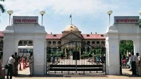 File photo: Allahabad High Court.(ANI)