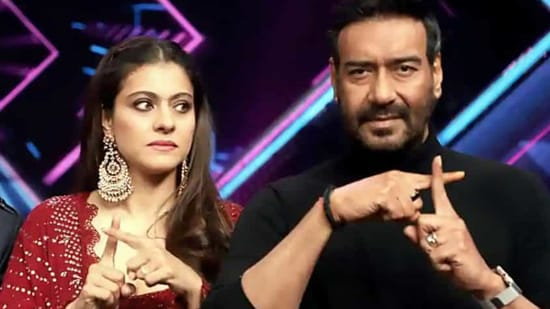 Kajol says her father was not in favour of her tying the knot at such a young age.