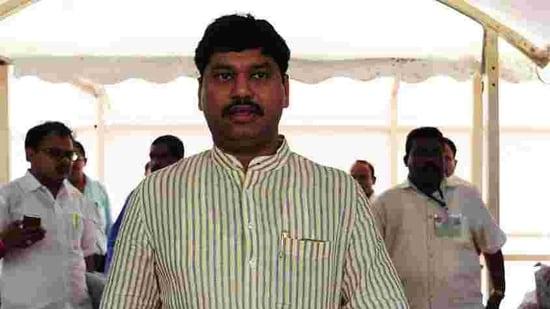 Maharashtra Social Justice Minister and a senior NCP leader Dhananjay Munde. (HT FILE PHOTO)