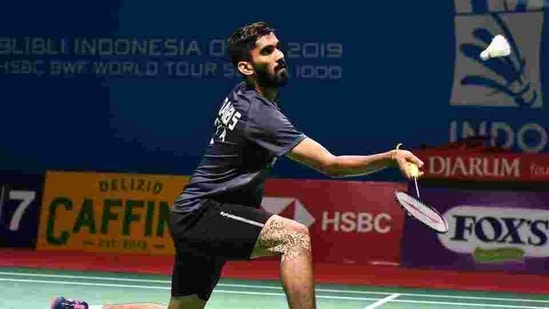 File photo of Kidambi Srikanth(Getty Images)