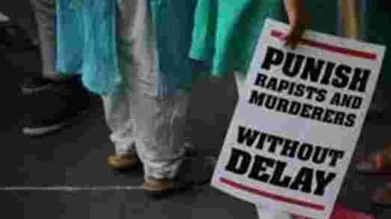 According to a complaint filed on Tuesday by the girl's father, who works as a daily wager in Punjab and returned home on hearing of the incident, the four forced their way into the house where she lived and raped her. (Representative Image)(AP FILE)