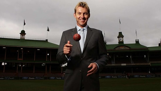 File image of Brett Lee. (Getty Images)