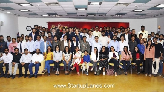 StartupLanes has plans to invest in 200 startups this year, accelerate 3000 and incubate 100 startups in India.(StartupLanes )