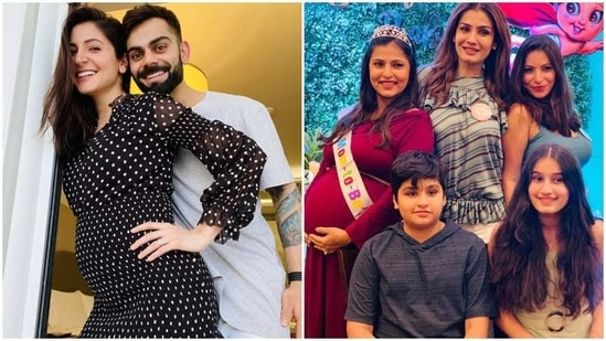 Anushka Sharma and Virat Kohli have requested paparazzi not click their baby's photos and Raveena Tandon is happy that the photographers have agreed to it.